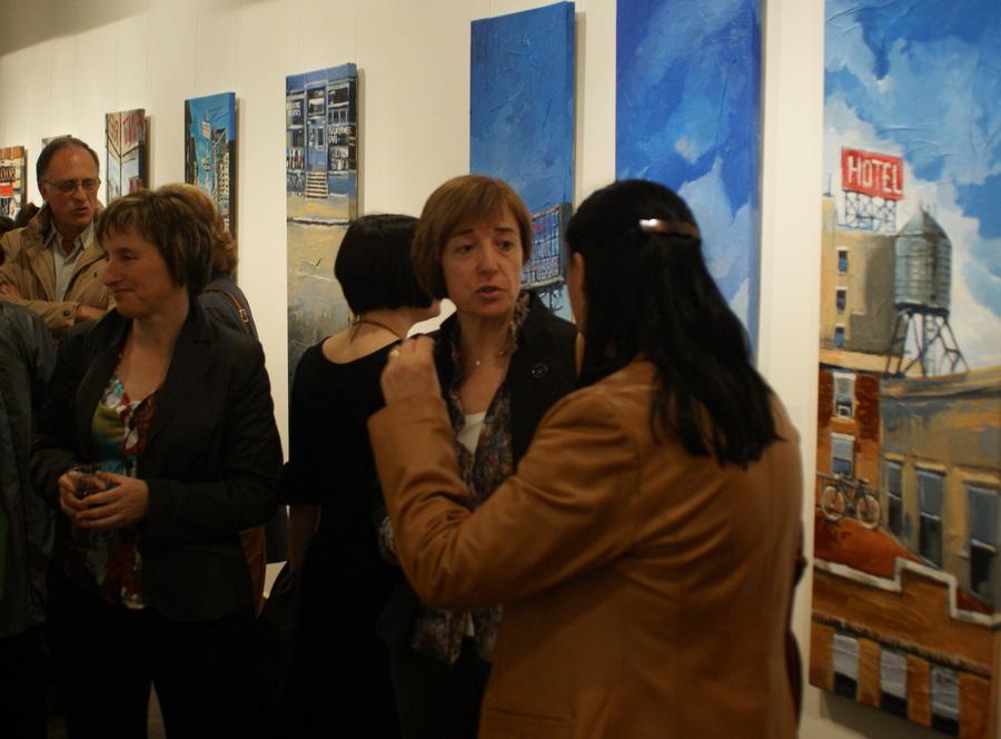Xavi Saez - Ciudades 2010 - Inauguración 05