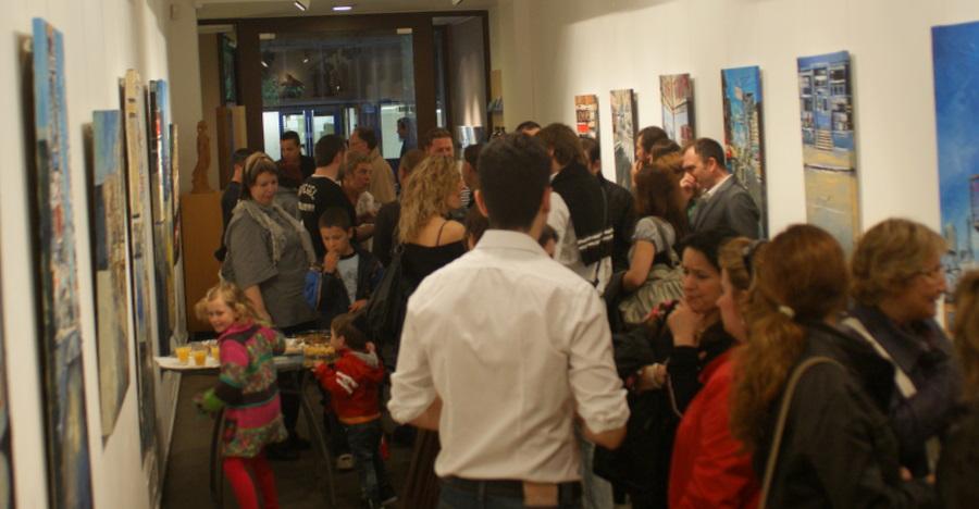 Xavi Saez - Ciudades 2010 - Inauguración 16