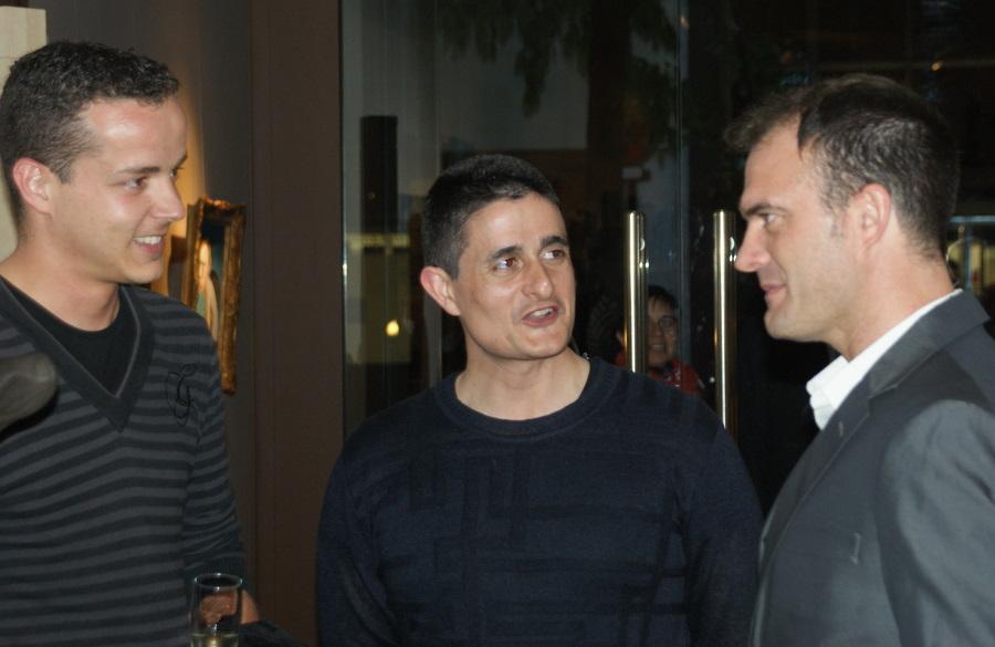 Xavi Saez - Ciudades 2010 - Inauguración 1