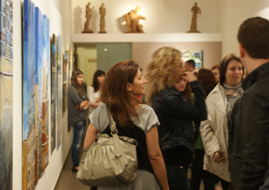 Xavi Saez - Ciudades 2010 - Inauguración 01