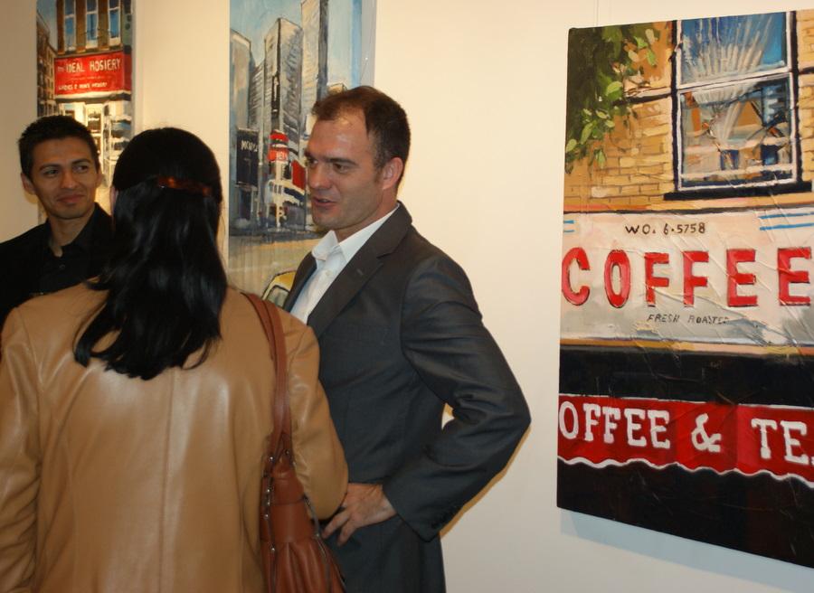 Xavi Saez - Ciudades 2010 - Inauguración 09