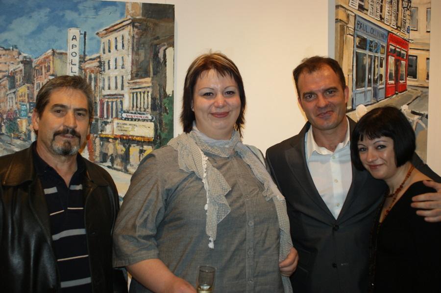 Xavi Saez - Ciudades 2010 - Inauguración 13