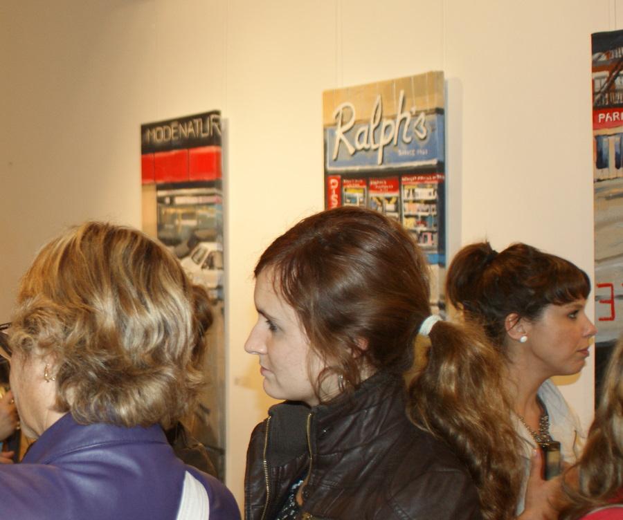 Xavi Saez - Ciudades 2010 - Inauguración 14