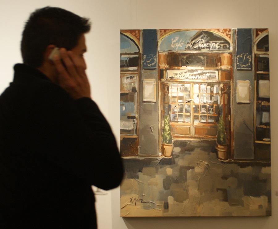Xavi Saez - Ciudades 2010 - Inauguración 17