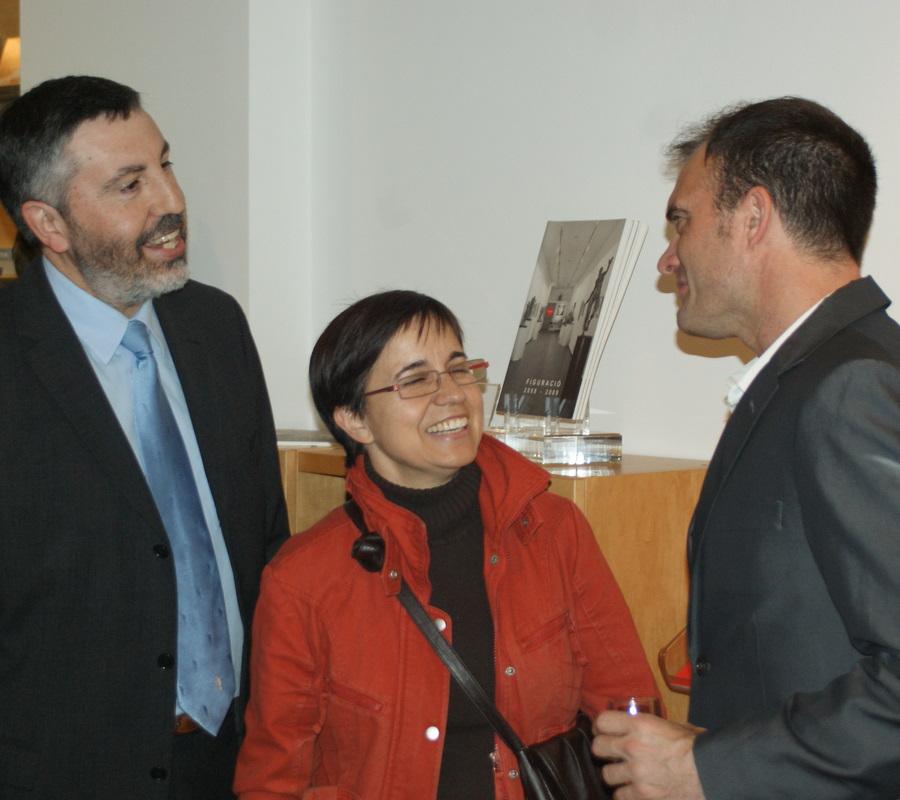 Xavi Saez - Ciudades 2010 - Inauguración